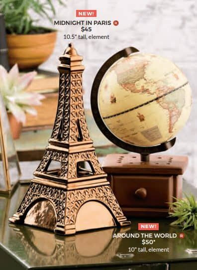 style scentsy globe