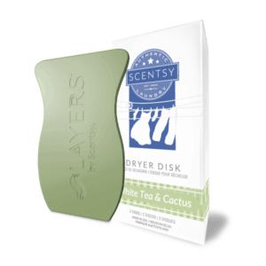 dryer disk white tea