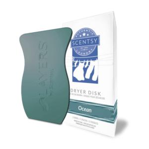 scentsy ocean dryer disk