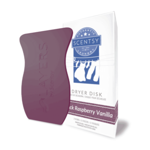 Black Raspberry Vanilla Dryer Disks