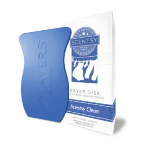 dryer disk scentsy clean