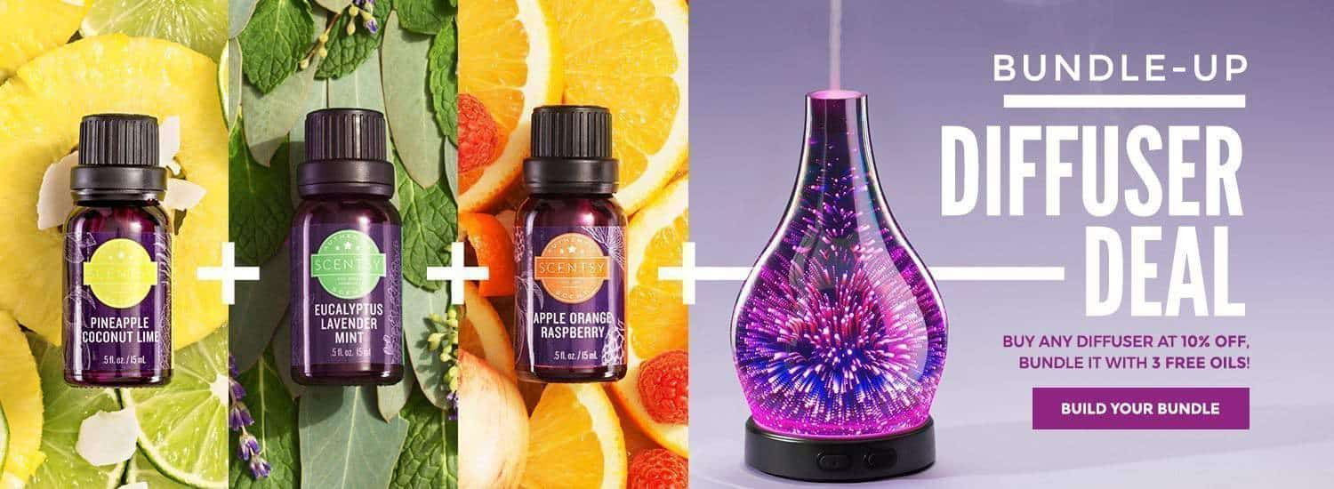 Diffuser Special free oil
