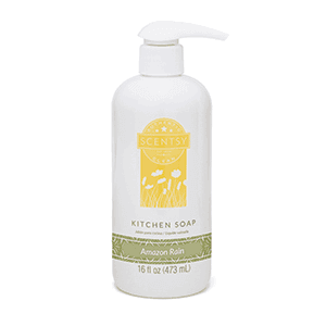 kitchen soap scentsy