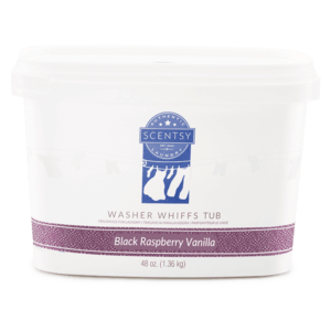 Black Raspberry Vanilla Washer Whiffs Tub