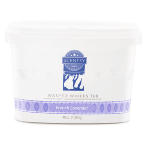 French Lavender Washer Whiffs Tub