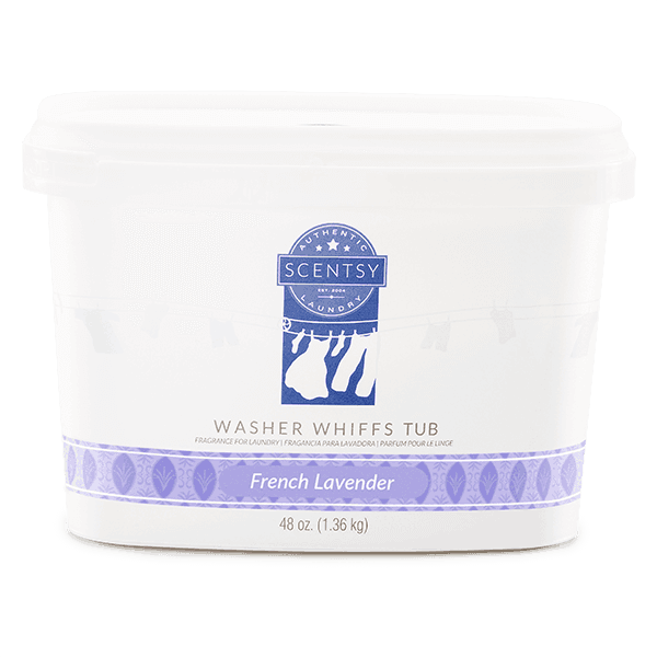 French Lavender Tub