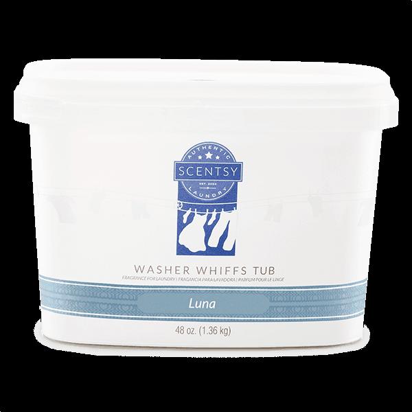 Scentsy Luna Washer Whiffs Tub