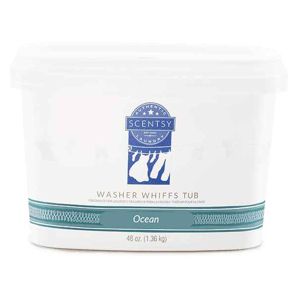 Ocean Washer Whiffs Tub