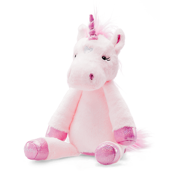 Scentsy Pink Unicorn Buddy 2018