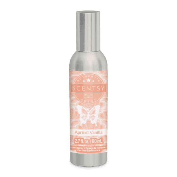 apricot vanilla spray
