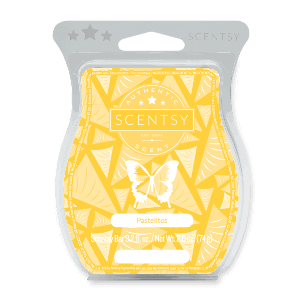 Pastelitos Scentsy Bar