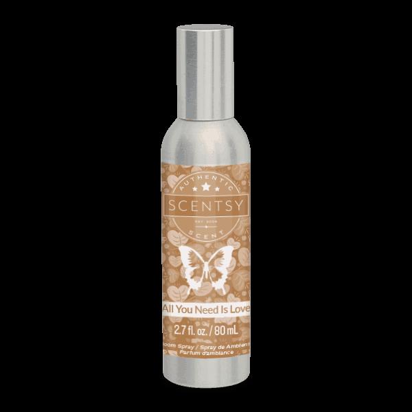 scentsy room spray all you need