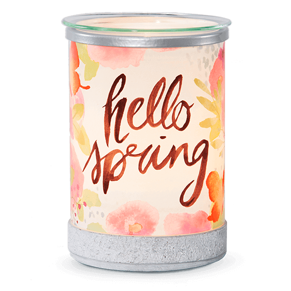 Hello Spring March Warmer