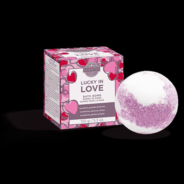 Lucky In Love Bath Bomb