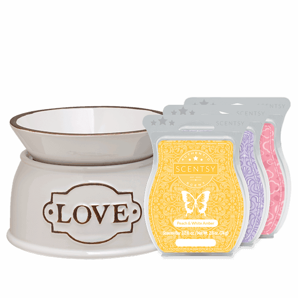 scentsy mothers day love