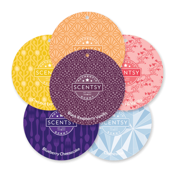 Scentsy Scent Circle Package