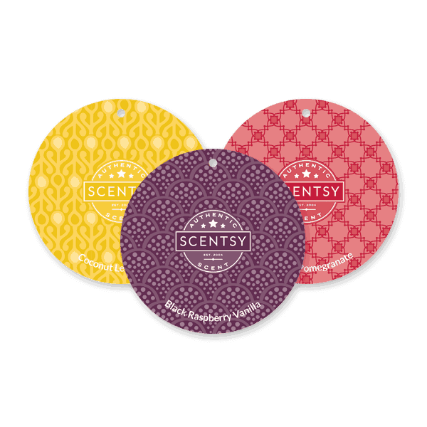 Scentsy Scent Circle 3 Pack