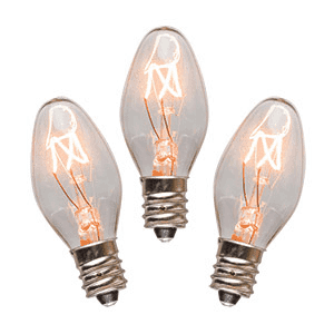 15 Watt Light Bulbs – 3 Pack
