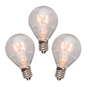 light bulb scentsy 20 watt