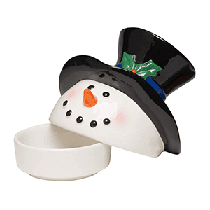 snowman dish replacement scentsy