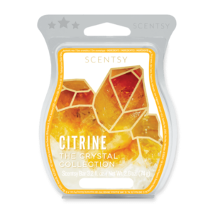 Citrine Crystal Scentsy Bar
