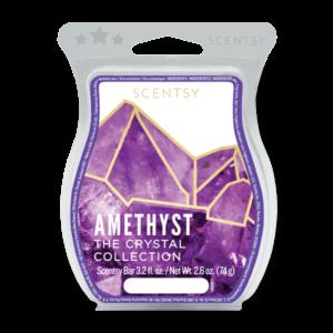 Scentsy Amethyst Crystal