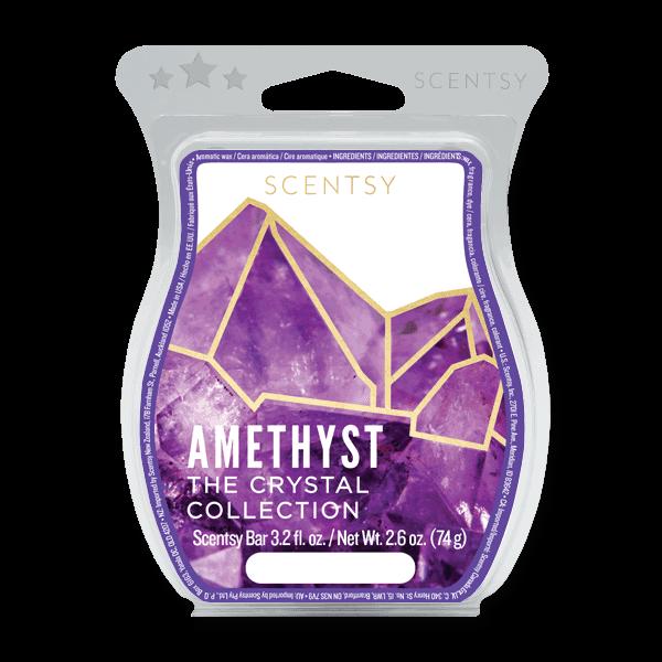 scentsy crystal amethyst