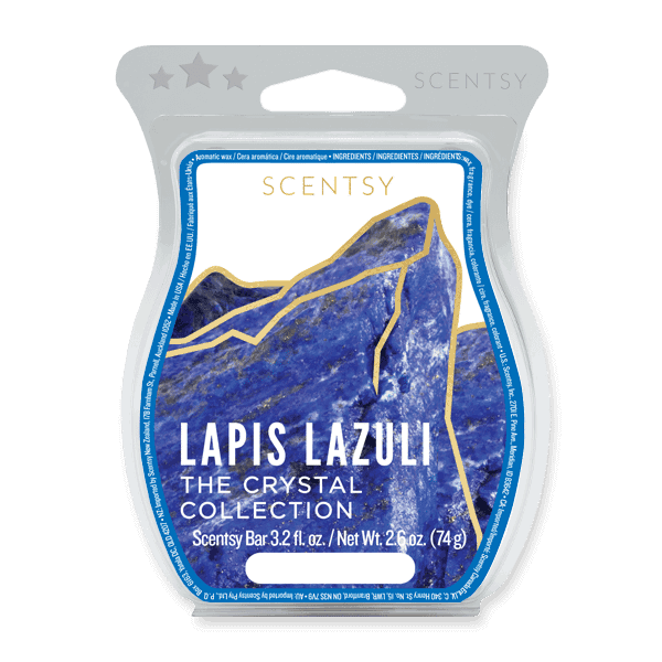 scentsy crystal lazuli