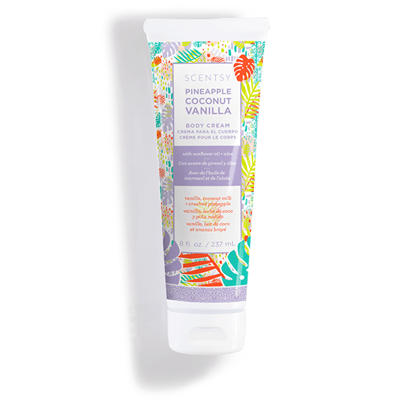 Body Cream Scentsy