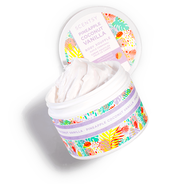 Body Butter Scentsy