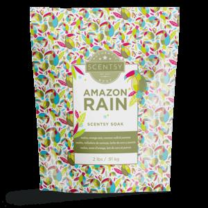 Scentsy Amazon Rain Bath Soak