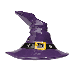 witch hat lid scentsy