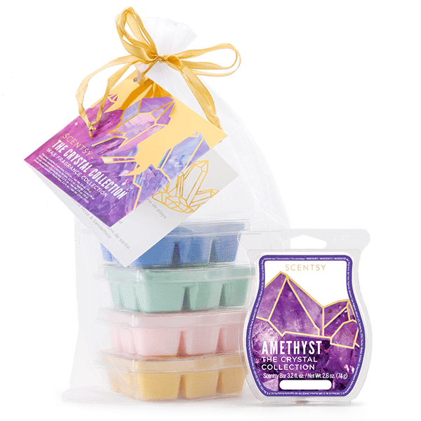 Scentsy Crystal Collection