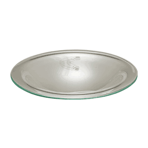 Multiple Glass Warmer Curve Dish