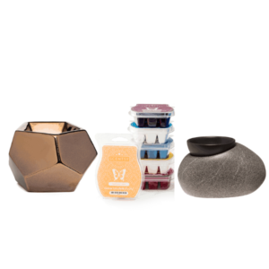 Scentsy System with 2 $25 Warmers