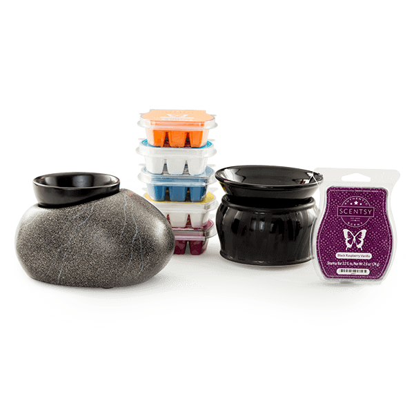 Scentsy System With $25 Warmers