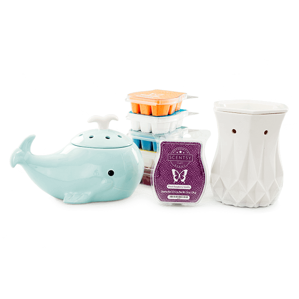 Scentsy System With $30 Warmers