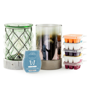 Perfect Scentsy with $45 Warmers