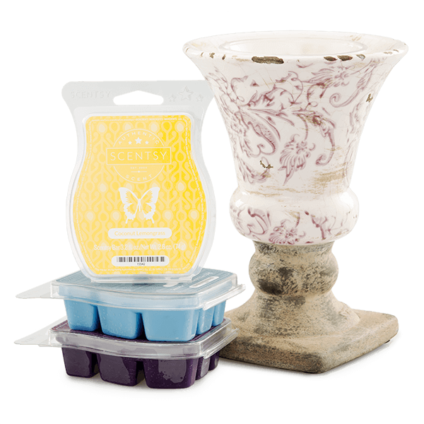 Scentsy System Package With $40 Warmer