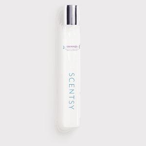shimmer roller perfume
