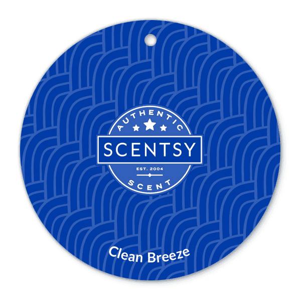 clean breeze scent
