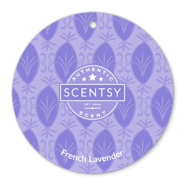 French Lavender Scent Circle