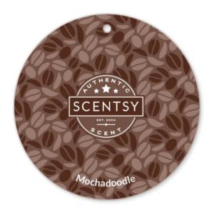 scentsy mochadoodle