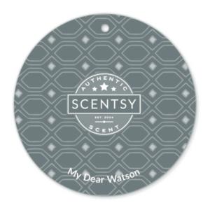 my dear watson scentsy