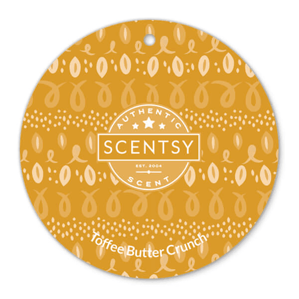 toffee scentsy