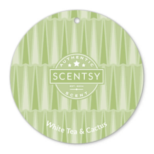 White Tea & Cactus Scent Circle