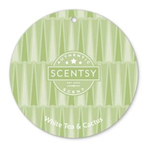 cactus scentsy tea