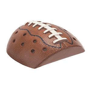 warmer dish football