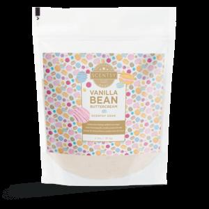 scentsy soaks vanilla bean buttercream