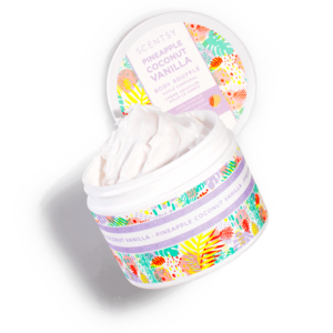 scentsy body cream coconut
